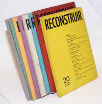 Reconstruir: revista libertaria [eight issues]