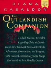 Outlandish Companion by Diana Gabaldon - 1999-04-01