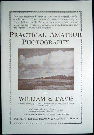 Boston, Mass.: Little, Brown & Company, 1923. The publisher's folding 4-panel announcement flyer pri...