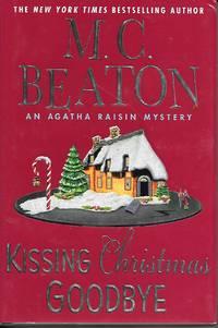 image of Kissing Christmas Goodby