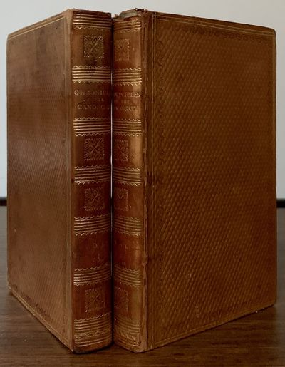 Edinburgh & London: Cadell and Co., and Simpkin and Marshall, 1827. First edition. leather_bound. Co...