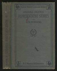 Representative Stories of Anatole France
