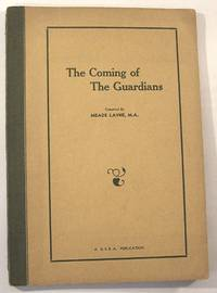 """The Coming of the Guardians: An Interpretation of the """"Flying Saucers"""" as Given from..."""