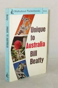 image of Unique to Australia