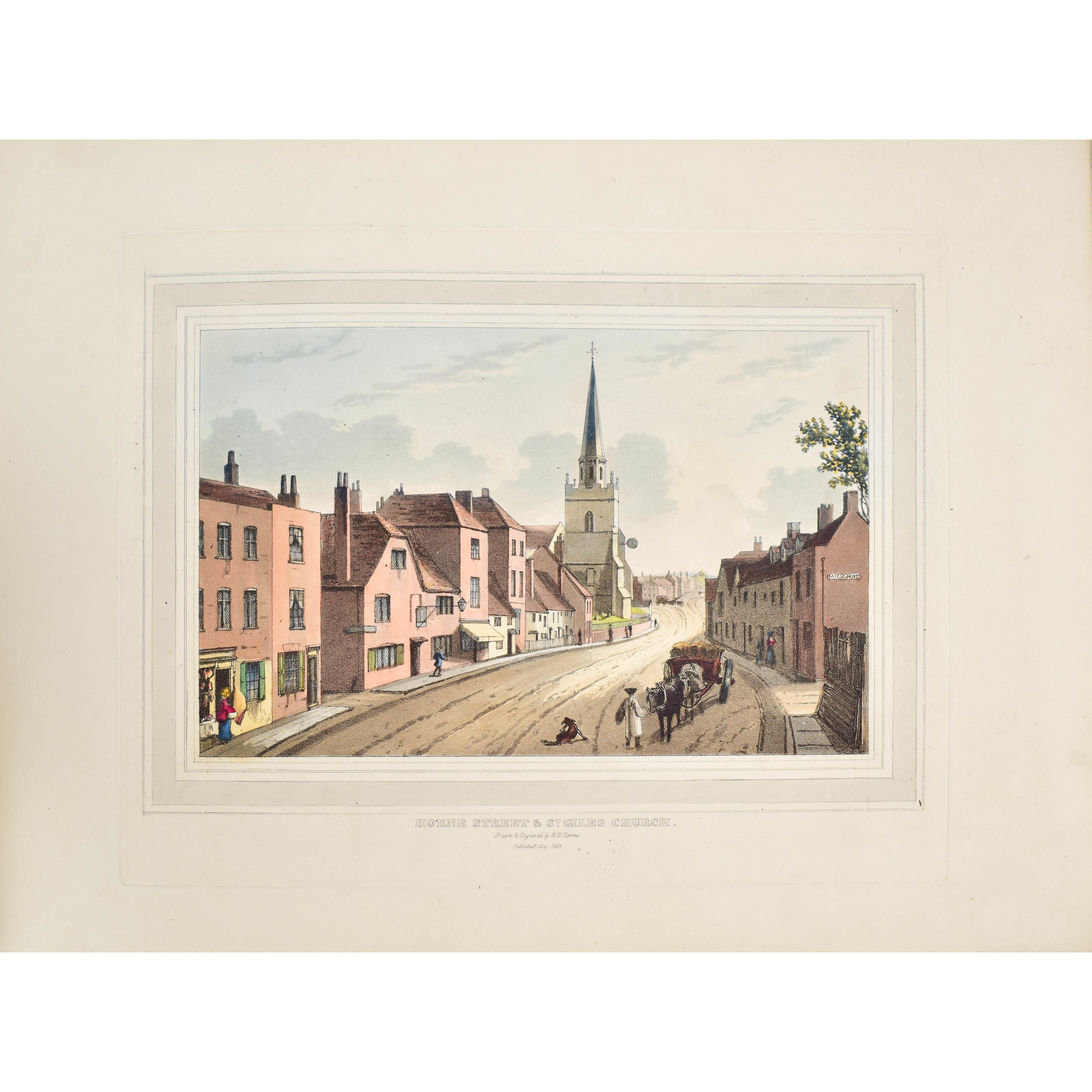 Select Views of the Borough of Reading, and Adjacent Scenery. (photo 4)