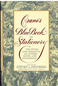 image of Crane's Blue Book of Stationary