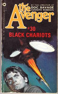 Black Chariots, the Avenger #30