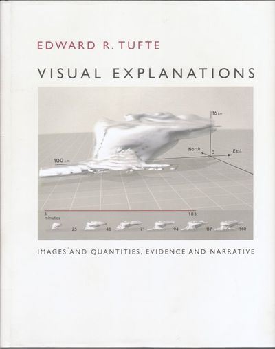 Cheshire, CT: Graphics Press, 1997. Later printing. Hardcover. Near fine/near fine. 4to. Near fine i...