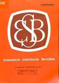 Economisch-Statistische Berichten, 51e Jaargang, 23 Maart 1966, No.2534