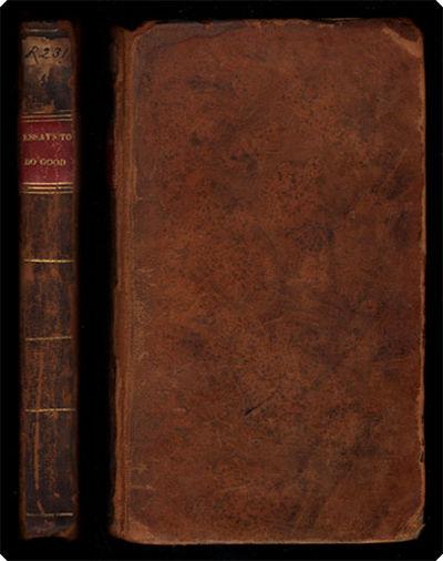 Cotton mather bonifacius essays to do good