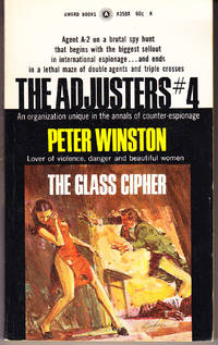 The Adjusters # 4: The Glass Cipher