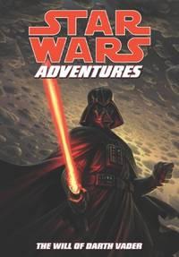 image of Star Wars Adventures: Will of Darth Vader v. 4