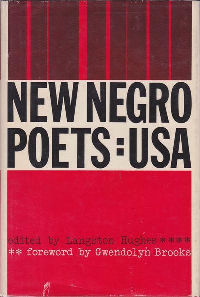 New Negro Poets: USA