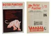 Roter Panther: Zeitung der revolutionaren Lehrlinge und Jungarbeiter