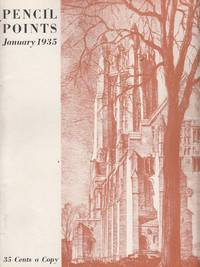 Pencil Points, January 1935 (Vol. XVI, No. 1)