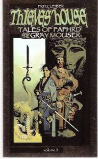 Thieves' House:  Tales of Fafhrd and the Gray Mouser (includes:  Bleak Shore; Howling Tower;...