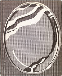 Roy Lichtenstein: The Mirror Paintings (Signed First Edition)