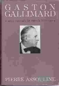 image of GASTON GALLIMARD