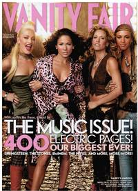 image of VANITY FAIR 2002 MUSIC ISSUE