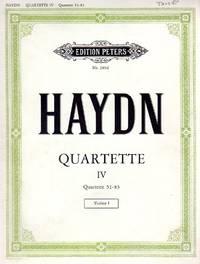 [String] Quartette IV - Quartets ## 51-83 [COMPLETE SET of PARTS]