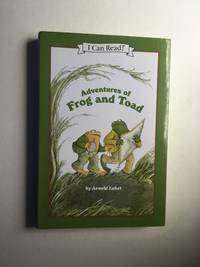 I Can Read Adventures of Frog and Toad