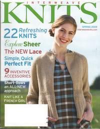 Interweave Knits Magazine, Spring 2009