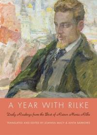 image of A Year with Rilke: Daily Readings from the Best of Rainer Maria Rilke