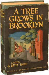 A Tree Grows in Brooklyn (First Edition) by  Betty Smith - First Edition - 1943 - from Royal Books, Inc. and Biblio.com