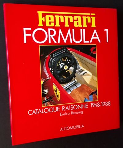 Milan: Automobilia, 1988. Cloth. Fine/Fine. An immaculate copy of the 1988 1st edition. Tight and Fi...
