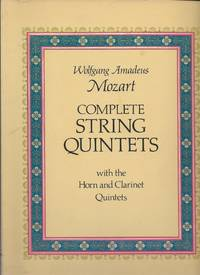 image of Complete String Quintets  with the Horn and Clarinet Quintets