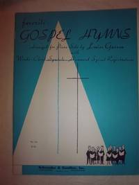 Favorite Gospel Hymns Arranged for Piano Solo