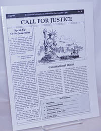 image of Call for Justice. No. 4 (Fall 1999)