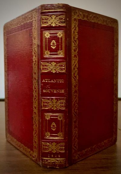Philadelphia: H.C. Carey & I. Lea, 1826. First edition. leather_bound. Full crushed red levant moroc...
