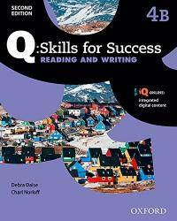 Q Skills for Success: Level 4: Reading & Writing Split Student Book B with IQ Online