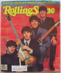 ROLLING STONE, FEBRUARY 16, 1984, ISSUE NO. 415: SPECIAL BEATLES ANNIVERSARY ISSUE