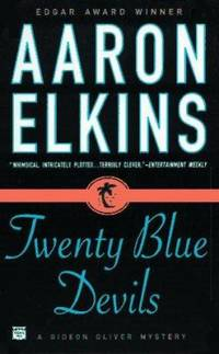 Twenty Blue Devils by Aaron Elkins - 1997