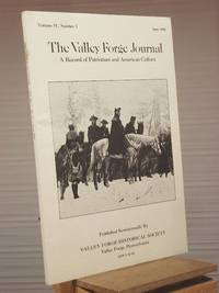 The Valley Forge Journal: Volume IV, Number 3