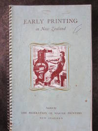 Early Printing in New Zealand, Modern Typography, The Newspaper, Making a Book