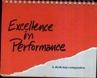 Excellence in Performance A Desk-Top Companion