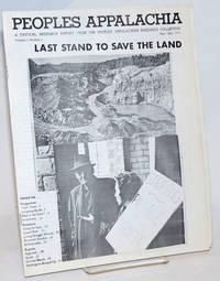 Peoples Appalachia, Vol. 2, No. 1 (Sept.-Oct. 1971)