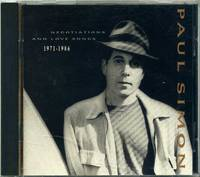 Negotiations And Love Songs 1971-1986 by  Paul Simon - 1988-10-18 - from Tulsabookfinder (SKU: sku0408212)