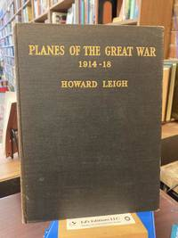 Planes of the Great War
