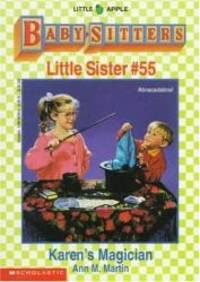 Karen's Magician (Baby-Sitters Little Sister)
