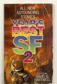 image of YEAR'S BEST SF 2 [ALL NEW ASTOUNDING STORIES]
