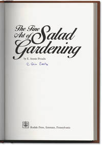 The Fine Art of Salad Gardening.
