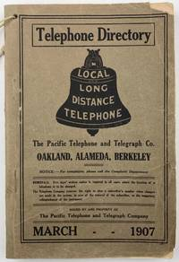 Oakland, Alameda, and Berkeley Telephone Directory
