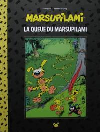 image of Marsupilami : La queue du Marsupilami