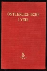 Osterreichische Lyrik: Band XIII