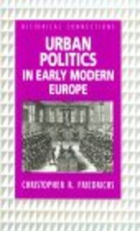 Urban Politics in Early Modern Europe
