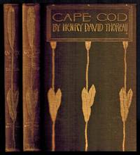 image of Cape Cod. Two Volumes